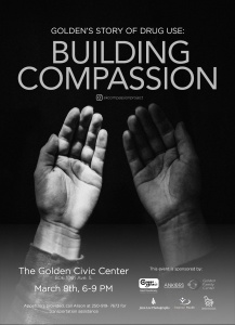 EK Compassion Project Poster GOLDEN